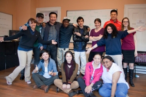 Workshop and Chinese Theater Artists