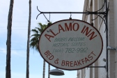 Alamo Inn sign