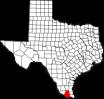 Hidalgo County map