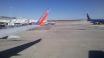 Plane in TX