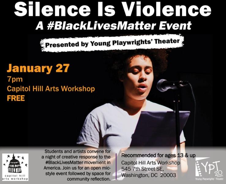 Silence Is Violence homepage image FINAL