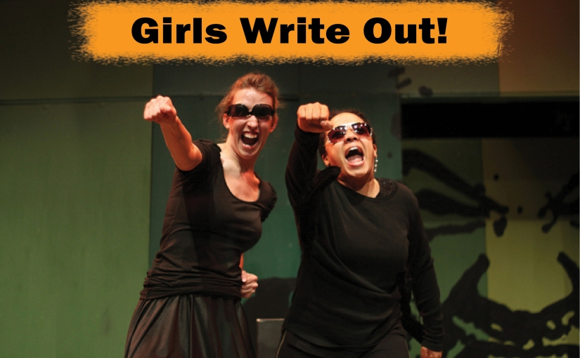 YPT Preview: GIRLS WRITE OUT!