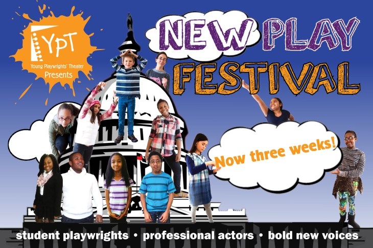 2016 New Play Festival Main Image