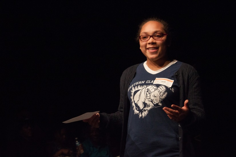 The 2016 New Play Festival – Playwright Speeches
